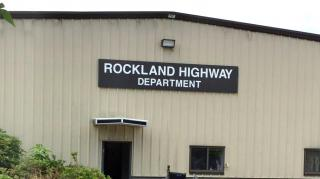Rockland Highway Department Building